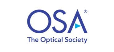 OSA The Optical Society